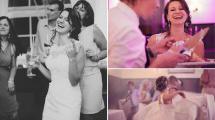 Spätsommerliche Hochzeit